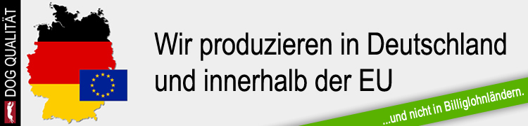 Wir produzieren in Deutschland und innerhalb der EU